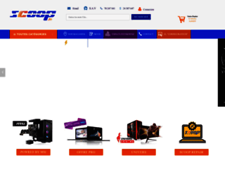 scoop.com.tn screenshot