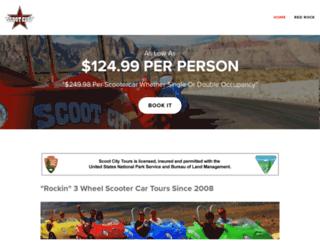 scootcitytours.com screenshot