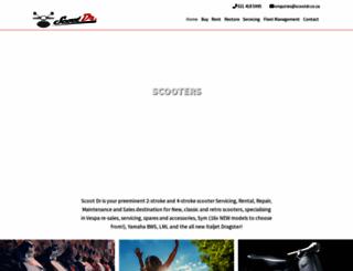 scootdr.com screenshot