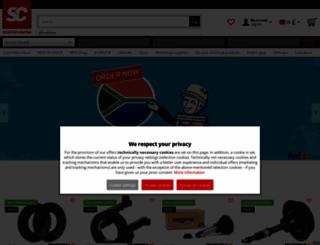 scooter-center.de screenshot