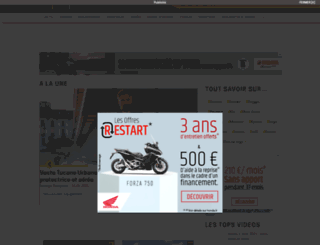 scooter-station.com screenshot