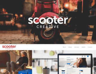 scootercreative.com.au screenshot