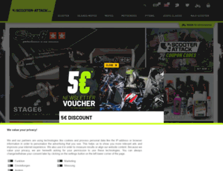 scootertuning.de screenshot