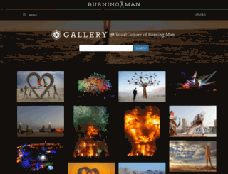 scorch.burningman.com screenshot