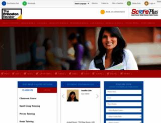 score-plus.com screenshot