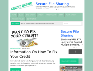 scorecreditrepair.com screenshot