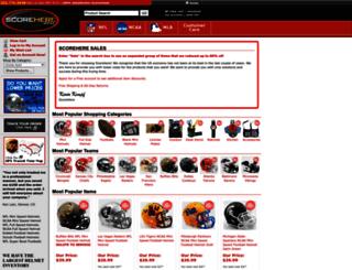 scorehere.com screenshot