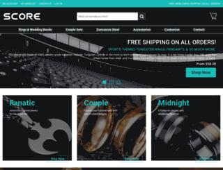 scorejewelry.com screenshot