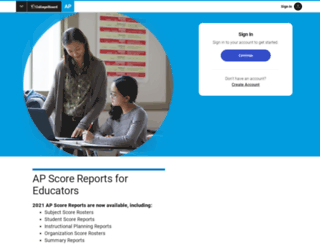 scores.collegeboard.org screenshot