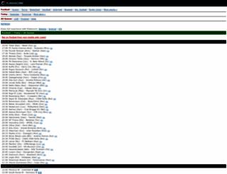 scorespro.com screenshot