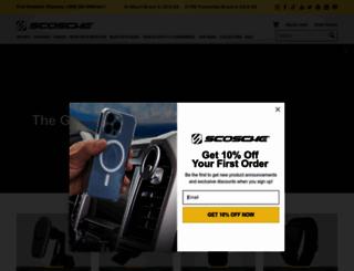 scosche.com screenshot