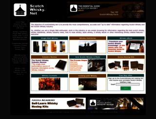 scotchwhisky.net screenshot