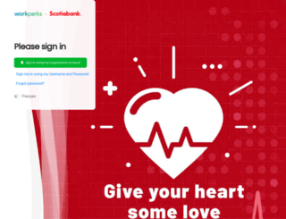 scotiabank.venngo.com screenshot
