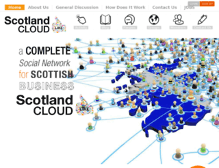 scotlandcloud.com screenshot