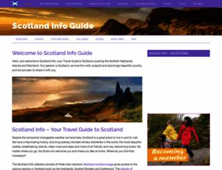 scotlandinfo.eu screenshot