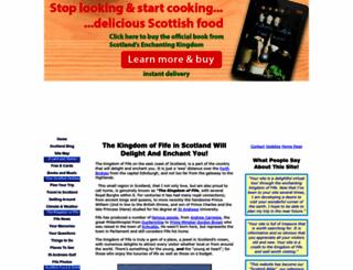 scotlands-enchanting-kingdom.com screenshot