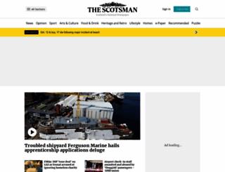 scotsman.com screenshot