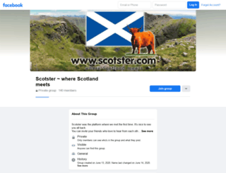 scotster.com screenshot