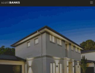 scottbanks.com.au screenshot