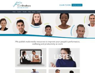 scottbradbury.co.uk screenshot