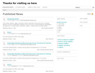 scottconcrete.info screenshot