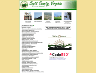 scottcountyva.com screenshot