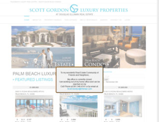 scottgordonrealty.com screenshot