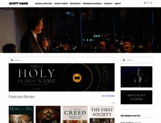 scotthahn.com screenshot