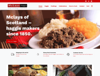 scottishhaggis.co.uk screenshot