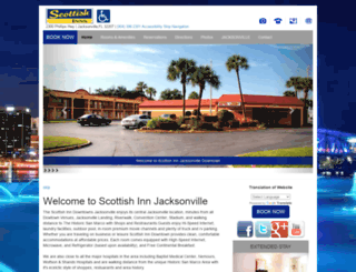 scottishinnjacksonville.com screenshot