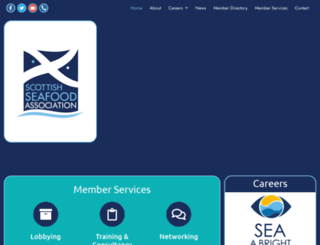 scottishseafoodassociation.com screenshot