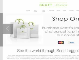 scottleggo.nltheme.com screenshot
