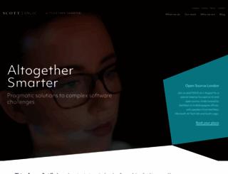 scottlogic.com screenshot