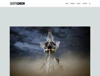 scottlondon.com screenshot