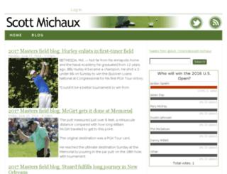 scottmichaux.drupalgardens.com screenshot