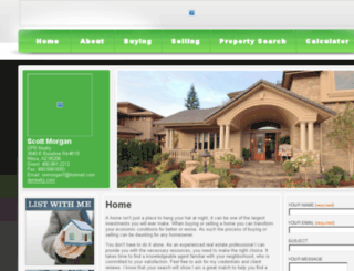 scottmorgan.gmediaagent.com screenshot