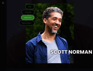 scottnorman.com screenshot