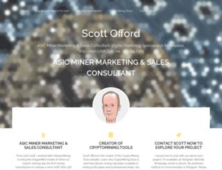 scottofford.com screenshot