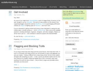 scottsfurniture.org screenshot