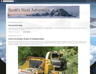 scottsnextadventure.blogspot.com screenshot