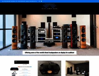 scottwalkeraudio.com screenshot
