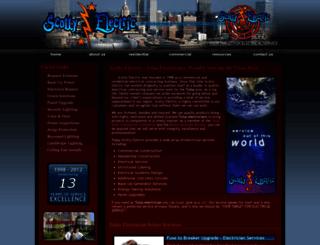 scottyelectric.com screenshot