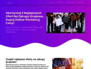 scoupon.pl screenshot