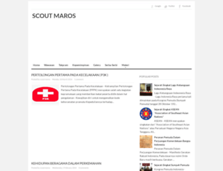 scoutmaros.blogspot.com screenshot