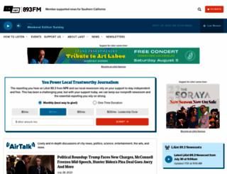 scpr.org screenshot