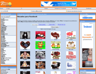 scrap.mixplanet.com.br screenshot