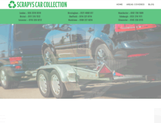 scrapacarlocally.co.uk screenshot