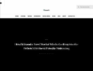 scrapetv.com screenshot