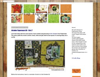 scrappaperscissors.blogspot.com screenshot