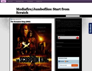 scratch-strain.blogspot.cz screenshot